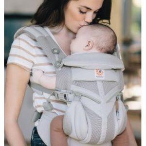 $180 Ergobaby Omni 360 cool mesh baby carrier